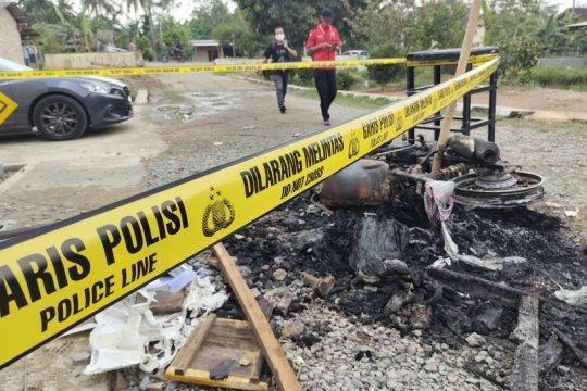 Polisi tangkap delapan terduga provokator pembakaran Polsek Candipuro