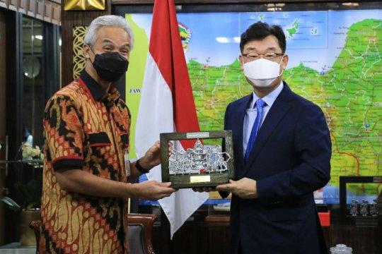 Dubes Korsel bertemu Ganjar, janji perluas investasi di KIT Batang
