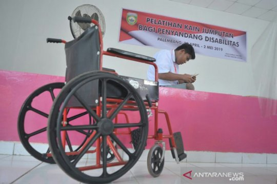 Dinkes Palembang vaksin disabilitas dan orang gangguan jiwa