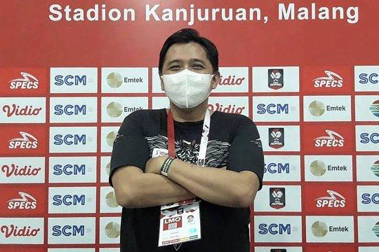 Arema FC fokus lakukan persiapan jelang bergulirnya Liga 1