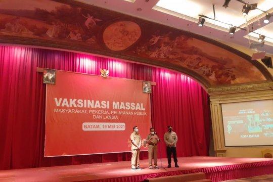 Presiden prioritaskan vaksin untuk industri Batam