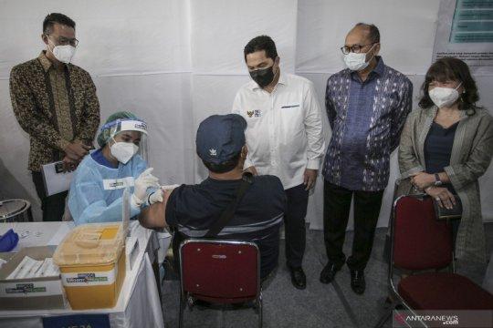 Industri tekstil mulai fasilitasi vaksin gotong royong bagi karyawan