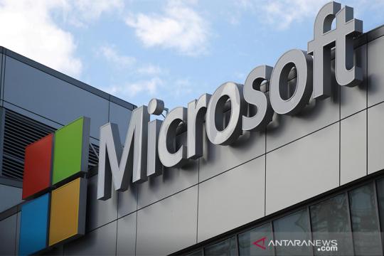 Microsoft beri karyawan bonus pandemi Rp22 juta
