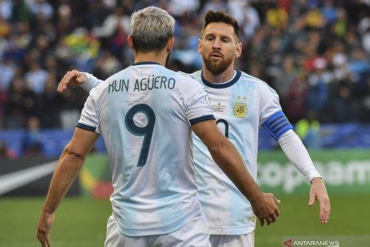 Argentina pastikan ikut Copa America meski dilanda pandemi