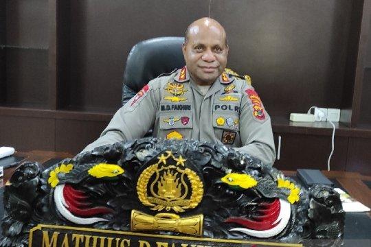 Polda Papua mengirim dua peleton brimob ke Dekai dan Oksibil