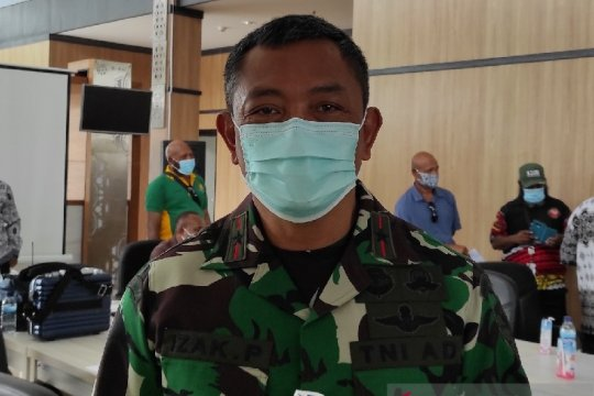 Danrem 172/PWY sebut luka tembak empat prajurit TNI akibat rekoset