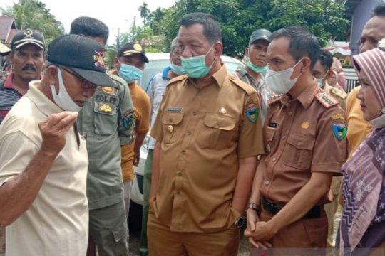 Bupati Pessel ajukan penanganan banjir Tapan Rp40,5 miliar