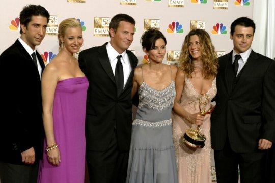 "Kata Jennifer Aniston, reuni ""Friends"" rasanya ""seperti keluarga"""