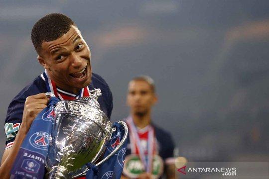 PSG juara Coupe de France