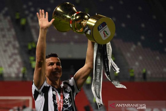 Juventus tak melihat ada tanda-tanda Ronaldo ingin pergi