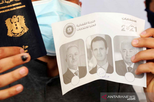 Pilpres  Suriah di Lebanon