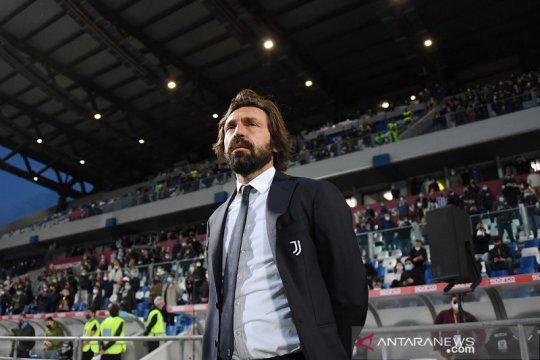 Bawa Juventus juara Coppa Italia, Pirlo siap lanjutkan tugasnya