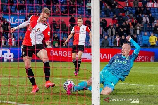 Feyenoord hadapi Utrecht dalam final playoff tiket Liga Conference