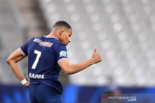 Mbappe senang satu tim dengan Benzema di Euro 2020