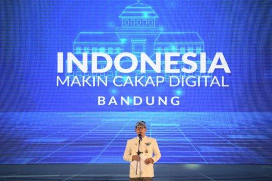 Digital West Java topang literasi digital nasional