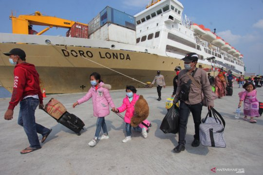Kemenhub batasi perjalanan transportasi laut selama libur Idul Adha