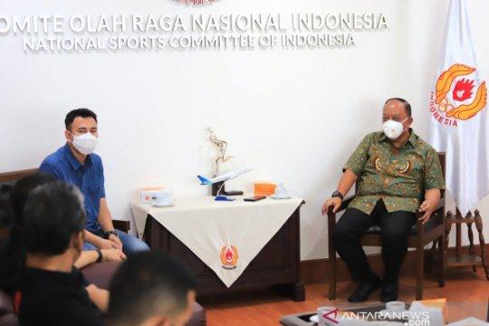 "Raffi Ahmad akan gelar ""fun match"" untuk gairahkan PON Papua"