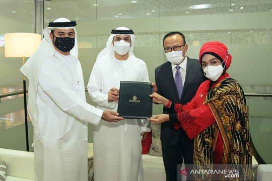 Emirates jalin kerja sama dukung pariwisata Indonesia