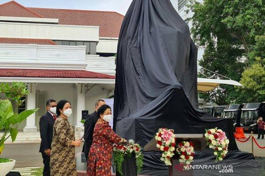 Megawati ingatkan implementasikan Pancasila dalam kehidupan bernegara