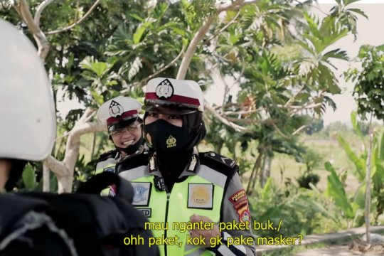 "Humas Polda NTB edukasi masyarakat lewat film komedi ""Pagah d Lok Don"""