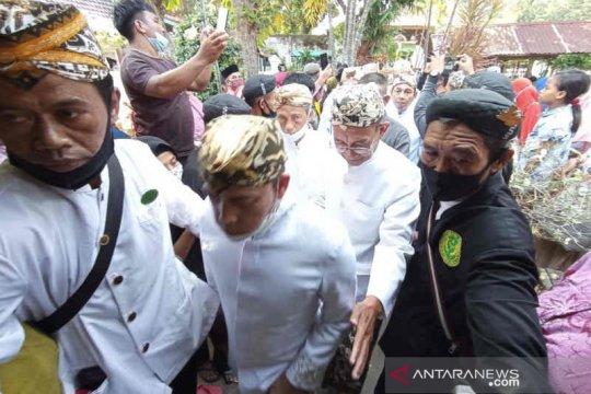 Keraton Kanoman Cirebon gelar Grebeg Syawal secara terbatas