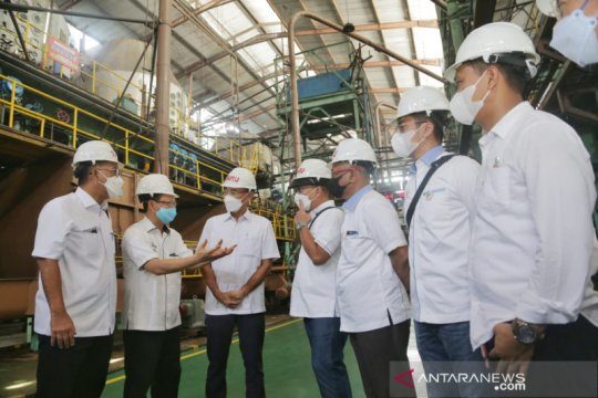 PTPN III proyeksikan produksi gula capai 1,8 juta ton pada 2024