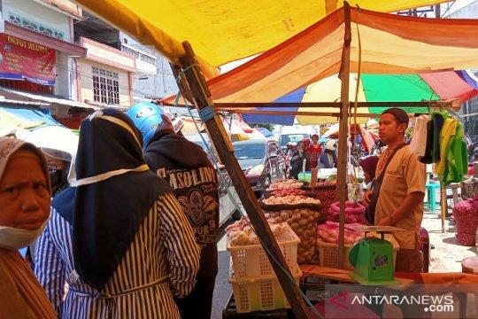 Harga Sembako di Makassar kembali normal setelah sepekan lebaran