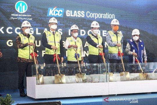 Produsen kaca Korea Selatan bangun pabrik Rp5 triliun di KIT Batang