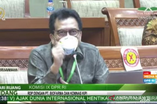 Komnas KIPI: 30 agenda sidang kasus imunisasi dimenangkan negara
