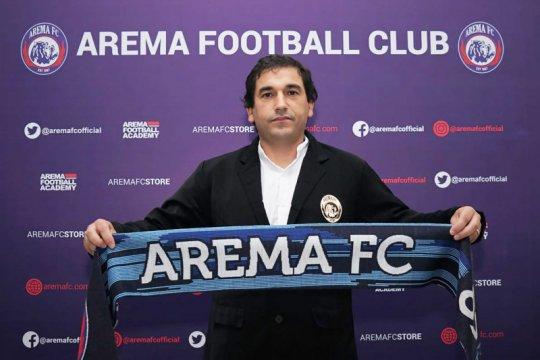 Pelatih Arema puas dengan hasil imbang kontra Bhayangkara FC