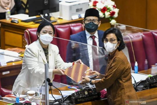 Ketua DPR: RAPBN 2022 harus antisipasi ketidakpastian pandemi COVID-19