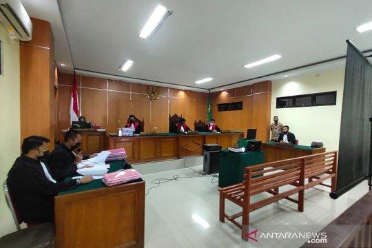 Dua terdakwa narkoba di Aceh Timur dituntut hukuman mati