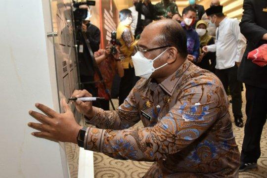 Pj Gubernur Kalsel ajak warga prioritaskan rasa persaudaraan pada PSU