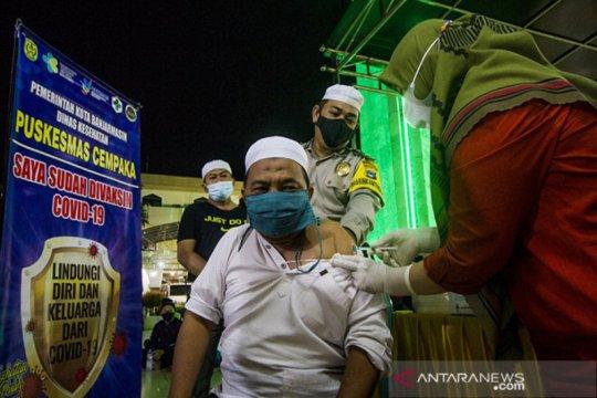 Banjarmasin gelar pelayanan vaksinasi COVID-19 di delapan masjid
