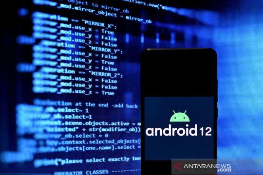 Google luncurkan Android 12 yang bisa buka kendaraan secara digital