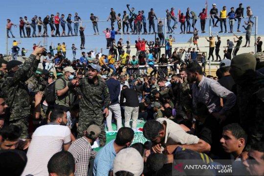 Gencatan senjata Gaza bertahan saat Mesir bicara dengan Hamas, Israel