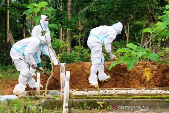 Seorang kepala desa di Aceh Barat meninggal dunia akibat COVID-19