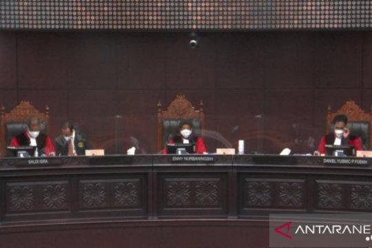MK perintahkan KPU tunda tahapan hingga ada putusan berkekuatan hukum