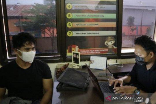 Pria di Samarinda rampok bank dengan pistol dan bom mainan