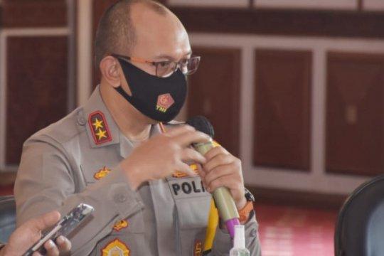 Kapolda tegaskan netralitas Polri di PSU Pilgub Jambi