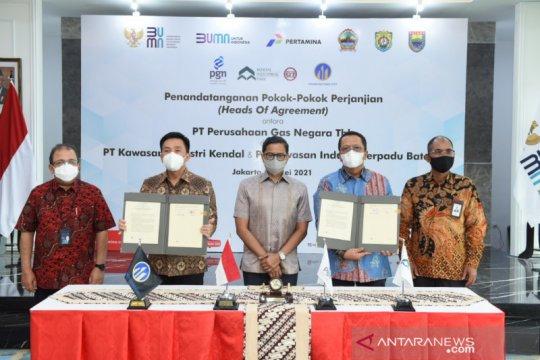 PGN komitmen pasok gas bumi untuk kawasan industri Jawa Tengah