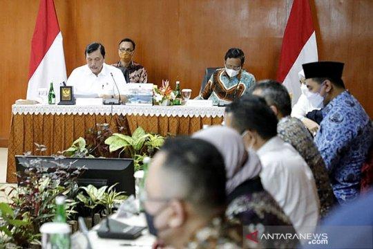 Luhut minta pembangunan Borobudur perhatikan aspek keberlanjutan