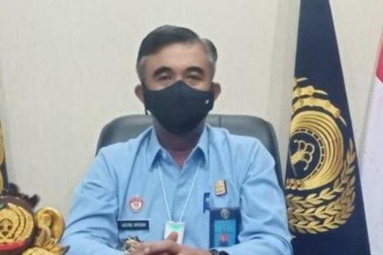 Kemenkum HAM Sumut memberikan sanksi pemecatan oknum ASN Rutan Medan