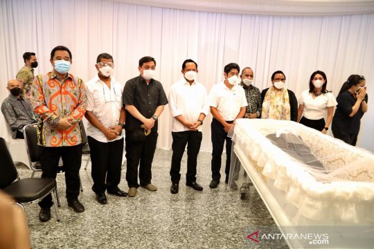 Mendagri sampaikan duka cita atas wafatnya Wagub Papua Klemen Tinal