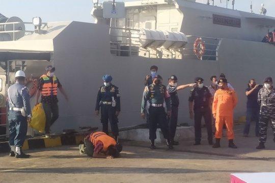 Kapal Australia repatriasi nelayan Indonesia yang kecelakaan di laut