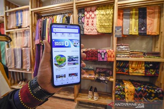 Presiden Jokowi : Tempatkan produk UMKM di etalase terdepan mall