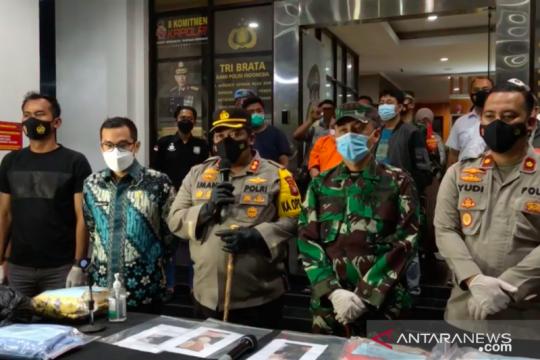 Polisi tangkap pria penganiaya anak perempuan di Tangerang Selatan