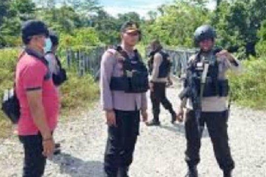 Kapolres Yahukimo: Senpi milik TNI diduga berada di luar Kota Dekai
