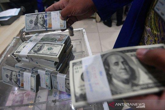 Volatilitas rendah, dolar naik sedikit karena investor tunggu inflasi