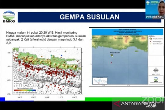 Kepala BMKG: Jalur evakuasi tsunami pesisir Jawa belum memadai